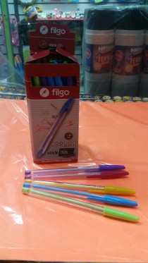 3253 Lapicera color Filgo x50